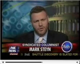 Mark Steyn Speaking