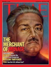 TIME Cover A.Q. Khan