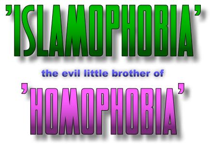 islamohomophobicals