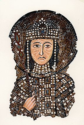 HRH Anna Comnena, (1093-1153)