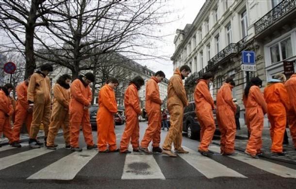 Belgium US Guantanamo