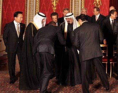 The POTUS Humiliates America