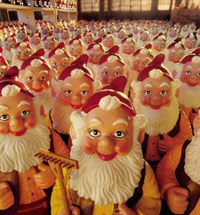 Gnomes Uber Alles!