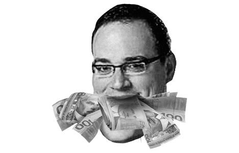 Money-hungry Jew