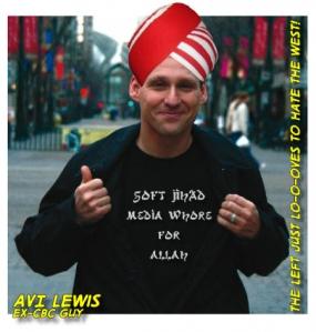 Ex-CBCer Avi Lewis