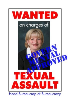 Wanted On Charges of Textual Assault