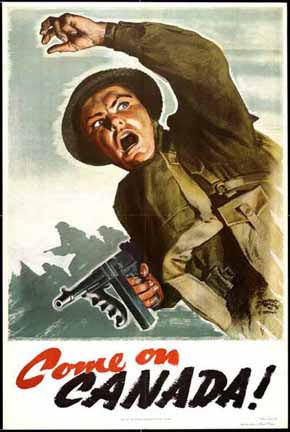 wwii-poster-ally-canada-come-on-canada