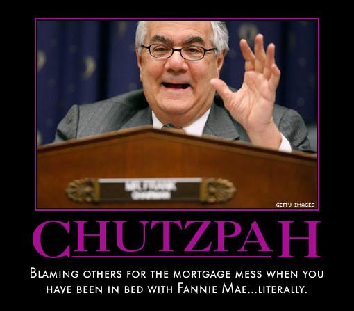 BarneyFrankChutzpah