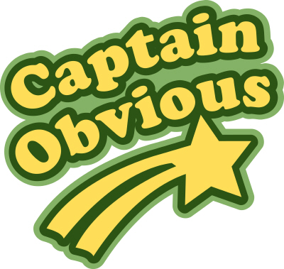 captainobvious