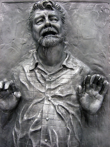 georgelucasincarbonite