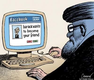 obama friend iran