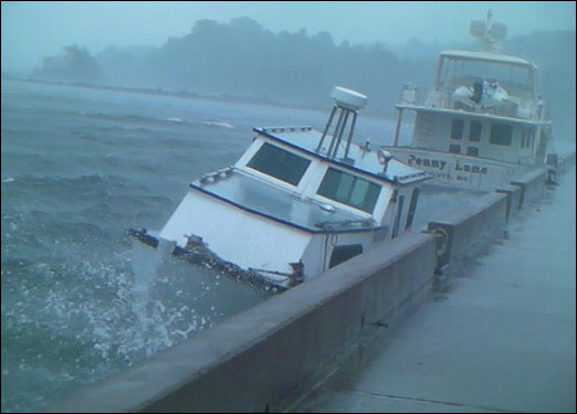 hurricane-bill-bedford-waterfront-sunday. ~ ITEM: Hurricane Bill Knocks Out ...