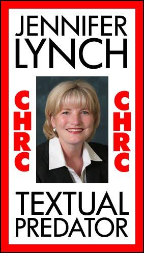 Jennifer Lynch Textual Predator
