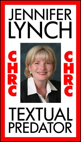 Jennifer Lynch Textual Predator
