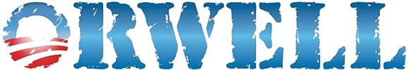 Orwell_Obama_Logo