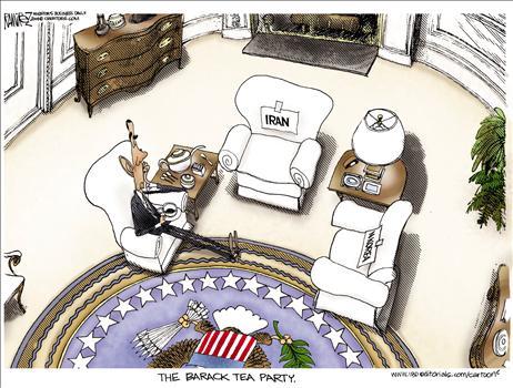 Baracksteaparty