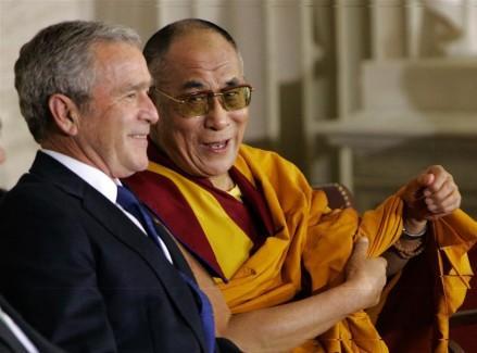 bush_dalai