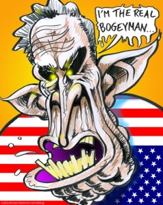 george-bush-cartoon