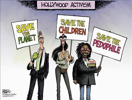 hollywooedactivisim