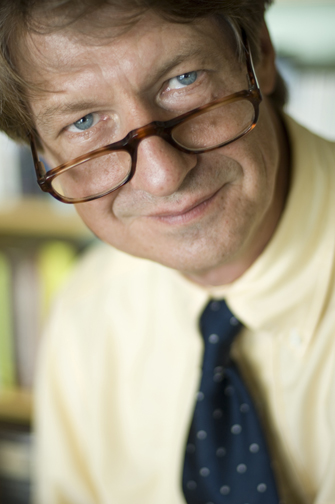 P. J. O'Rourke, Author Portrait