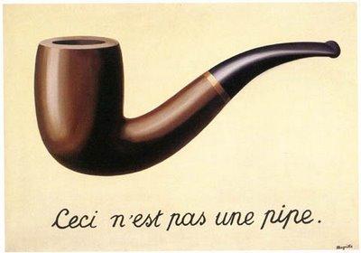 ceci n'est pas une pipe magritte