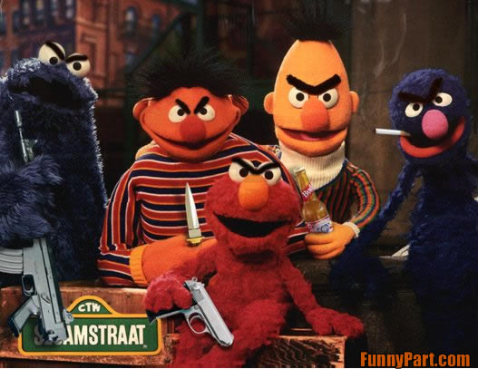 funnypart-com-evil_sesame_street