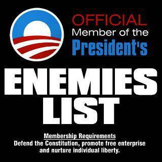 Obama's enemies list