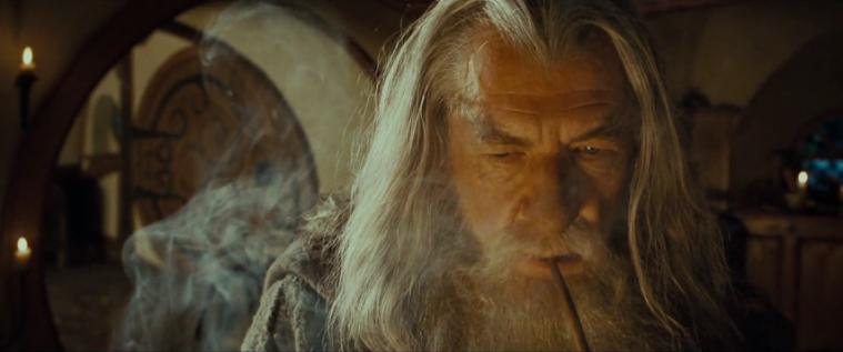 Gandalf..._Pondering