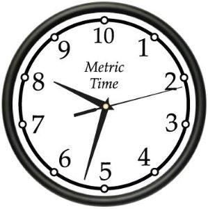 metrictime