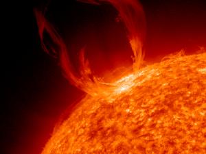 sun-eruption