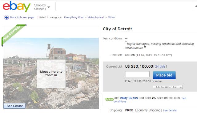 eBay Detroit