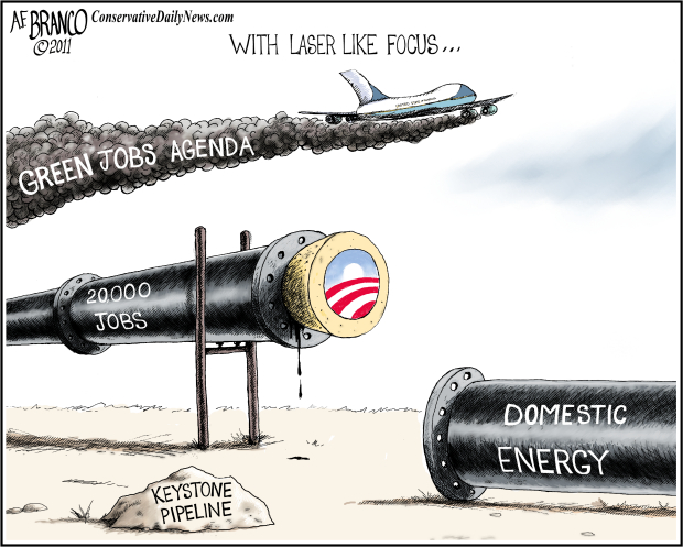 Keystone, obamacartoon