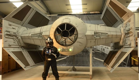 life-size-tie-fighter