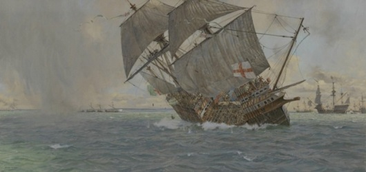 Mary-Rose-ship-sinking-Portsmouth-England-Untapped-Cities