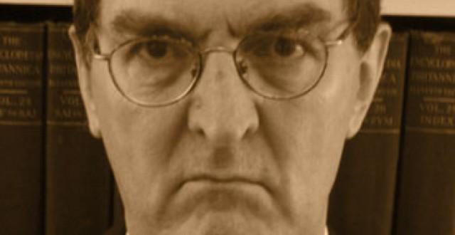 John Derbyshire (close up)