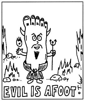 evil-is-afoot
