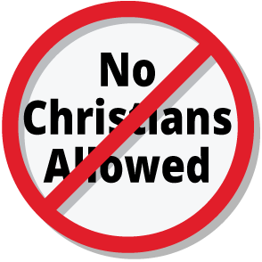 no-christians-allowed