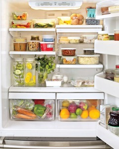 Food: It Comes From The Fridge!