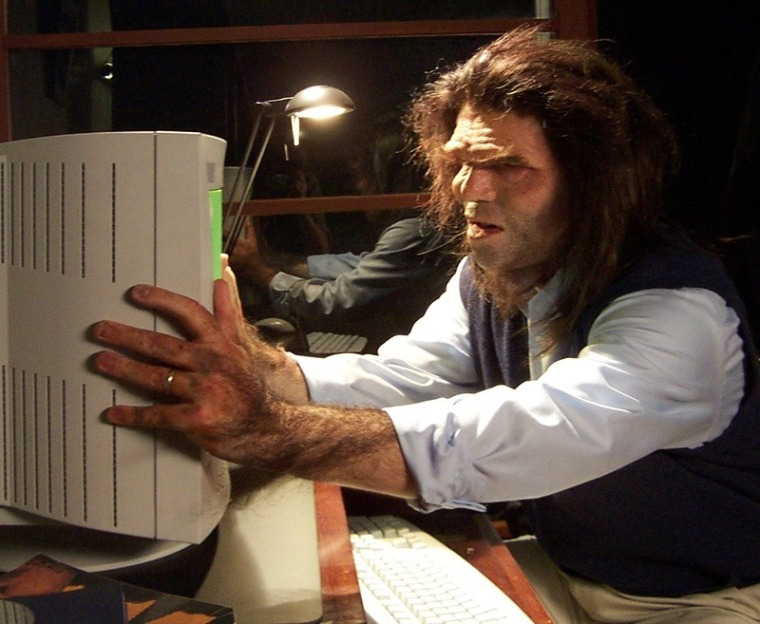 caveman-computer