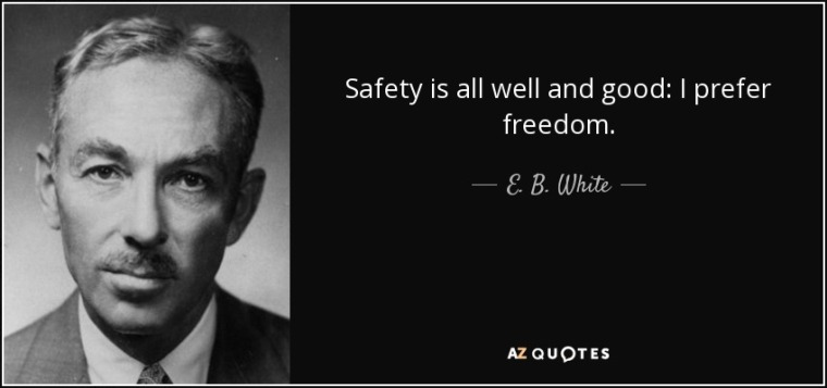 quote-safety-is-all-well-and-good-i-prefer-freedom-e-b-white-124-90-16