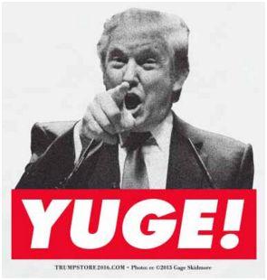 yuuuuge