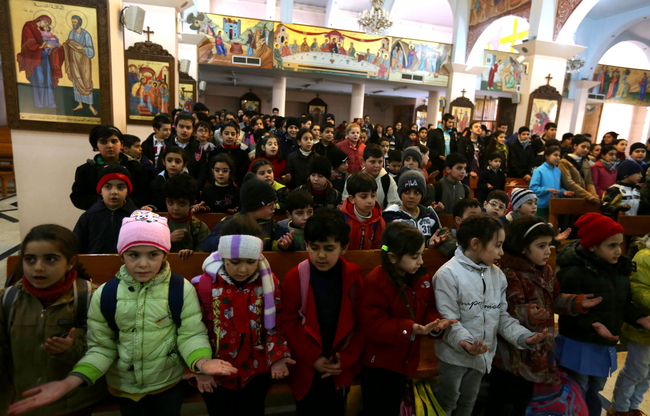 syria-christians-pray