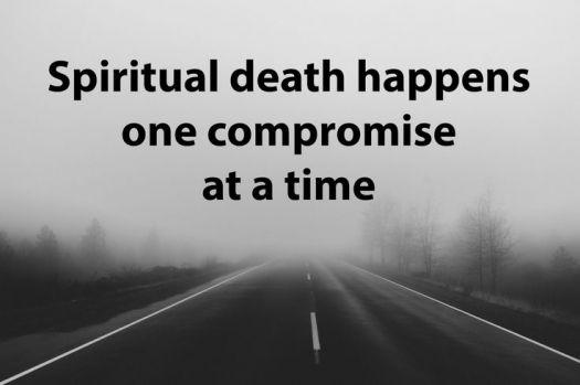 spiritual death