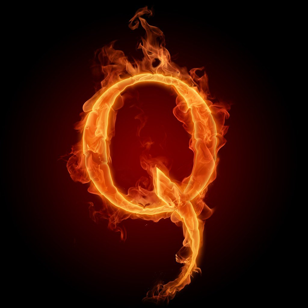 Q-flames